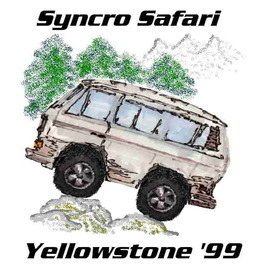 Syncro Safari, Yellowstone '99